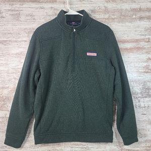 Men's Vineyard Vines 1/4 zip pullover sweater S